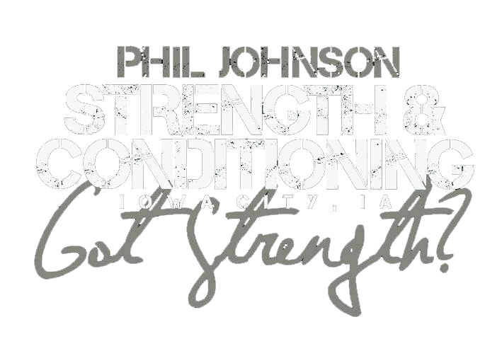 Phil Johnson Strength and Conditioning